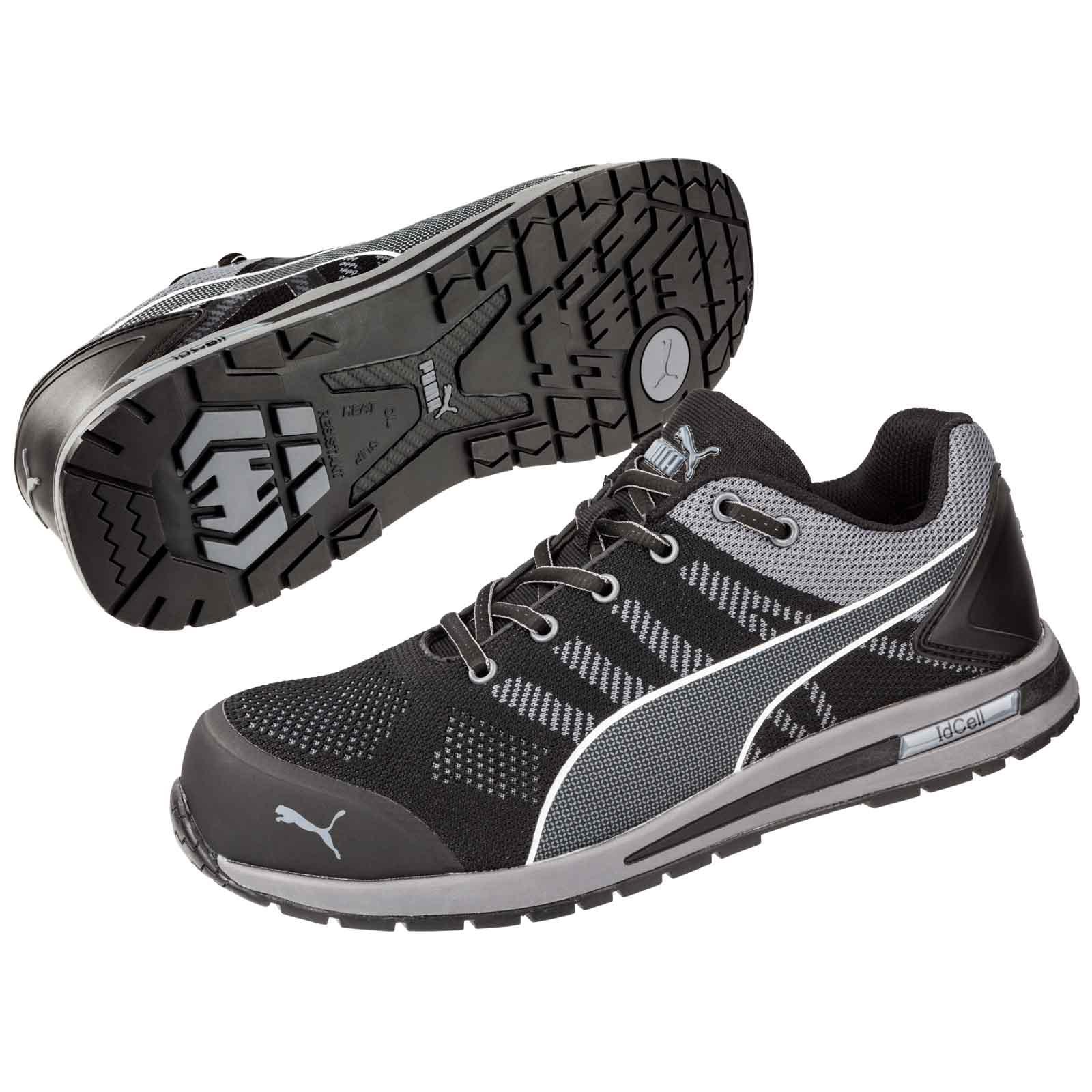 Détails sur Puma Blaze Knit Low s1p HRO src Chaussures de sécurité taille 39 47 64.306.0 afficher le titre d'origine