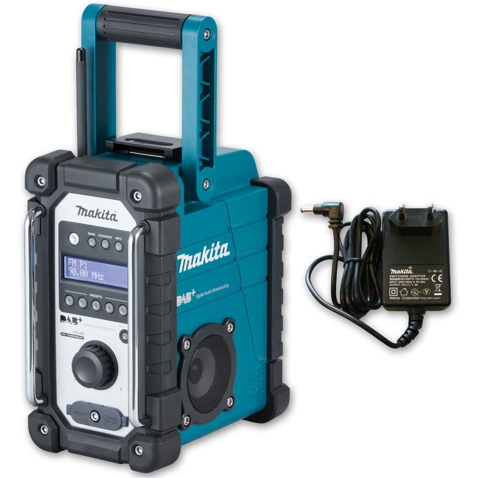 makita dmr 108 baustellenradio mit bluetooth usb aux line ma50222 ebay. Black Bedroom Furniture Sets. Home Design Ideas